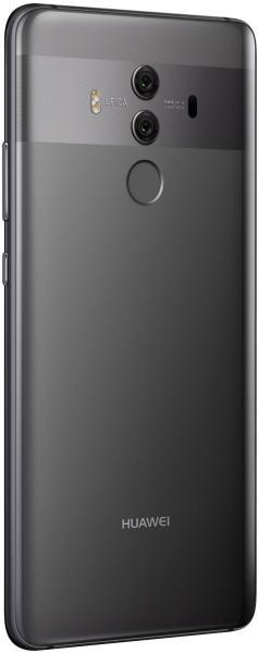 Huawei Mate 10 Pro Dual SIM - 64GB, 4GB RAM, 4G LTE, Titanium Gray